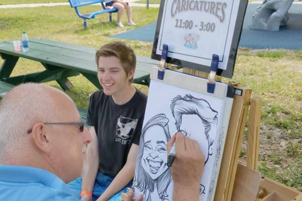 Caricature Drawings